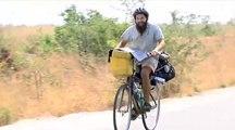 Από την Ελλάδα, ταξίδι στα πέρατα του κόσμου με το ποδήλατο