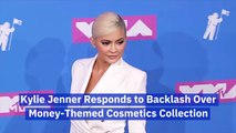 Kylie Jenner's Wealth Themed Cosmetics