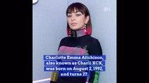 It's Charli XCX's Birthday