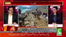 Yasin Malik Ka Kia Condition Hai..Dr Shahid Telling