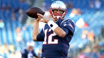 Tom Brady, Patriots Agree to Two-Year Contract Extension