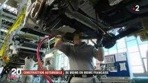 Automobile : la production française se réduit