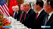Commerce international : la Chine riposte et menace les États-Unis