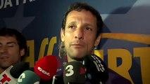 """Belletti: """"Lo que me preocupa es que Neymar sea feliz y haga las cosas como sabía"""""""