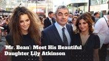 'Mr. Bean': This Is His Beautiful Daughter Lily Atkinson