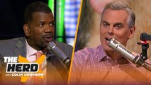 Rob Parker weighs in on Tom Brady's new contract, Hard Knocks - NBA All-Decade team - THE HERD