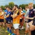 Le Rugby tango chalonnais de retour à l'entraînement