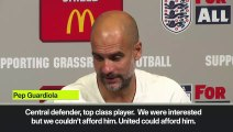 (Subtitled) Man City 'couldn't afford' Harry Maguire
