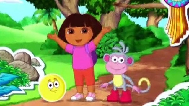 Dora the Explorer S08E03 - Catch that Shape Train