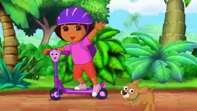 Dora the Explorer S08E05 - Dora and Perrito to the Rescue