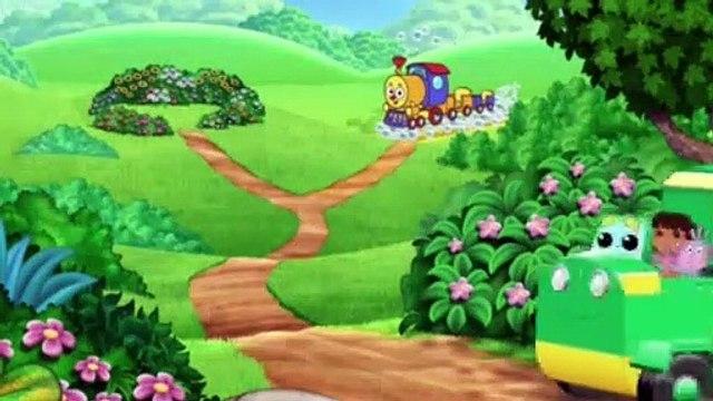 Dora the Explorer S08E04 - Verdes Birthday Party
