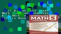 Full E-book  5th grade Math Workbook: CommonCore Math Workbook  Best Sellers Rank : #1