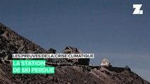 Les preuves de la crise climatique: la station de ski abandonnée en Bolivie