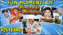 Celebrating 25 Years Of HAHK | Fun Moments Of Hum Aapke Hain Koun | Salman Khan, Madhuri Dixit