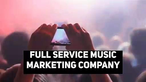 Online Music Marketing Company | Music Marketing Services