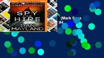 About For Books  Spy for Hire (Mark Sava Thrillers)  Best Sellers Rank : #4
