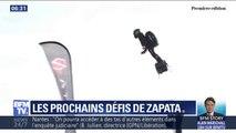 Quels sont les prochains défis de Franky Zapata?