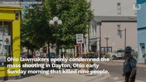 Ohio Lawmakers Push For Gun Control After Dayton Mass Shooting
