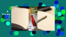 A Pocket Guide to Hawai`i's Birds and their Habitats  Best Sellers Rank : #1