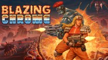Blazing Chrome — Best Contra-like Game in 2019 {60 FPS} PC GamePlay