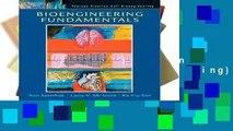 [READ] Bioengineering Fundamentals: United States Edition (Pearson Prentice Hall Bioengineering)