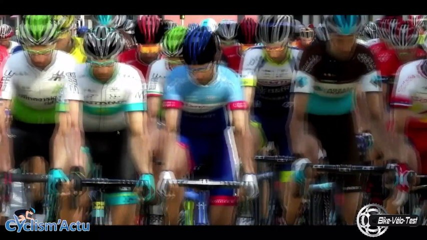 Bike Vélo Test  - Cyclism'Actu a testé le jeu Pro Cycling Manager