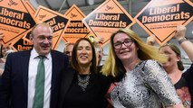 Boris Johnson's Commons majority cut to one as Conservatives lose Welsh seat to Liberal Democrats