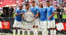 Liverpool'u yenen Manchester City, Community Shield'ı kazandı
