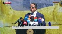 L'Egypte présente le sarcophage doré de Toutânkhamon, en restauration pour la première fois depuis sa découverte en 1922 - VIDEO