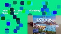 Full E-book  Lonely Planet Sydney (Travel Guide)  Review