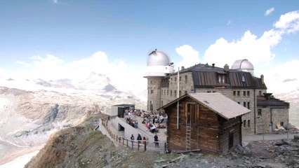 This Swiss Hotel is Inside an Observatory