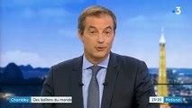 """Le journaliste Stéphane Lippert présentait hier soir son dernier JT sur France 3 - Regardez ses adieux au """"19/20"""" - VIDEO"""