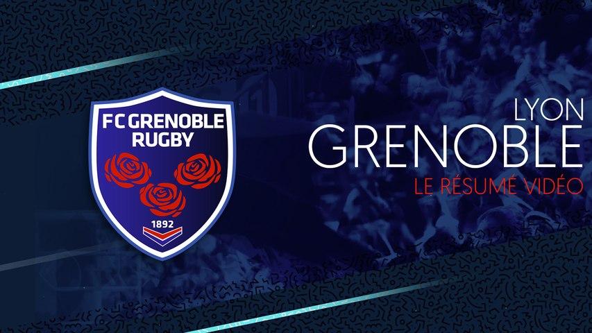 Video : Video - Lyon - Grenoble : le résumé vidéo