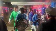 La réponse géniale de Sergio Agüero à une fan de Manchester City