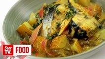 Retro Recipe: Patin Tempoyak