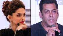 Deepika Padukone SLAMS Salman Khan For THIS Reason