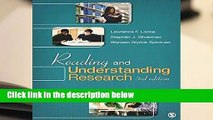 [Doc] Reading and Understanding Research: