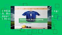 [READ] Financial Accounting: A Business Process Approach (MyAccountingLab (Access Codes))