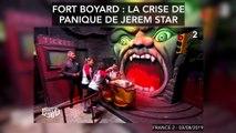 FORT BOYARD : la crise de panique de Jerem star
