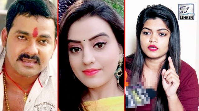 अक्षरा सिंह और पवन सिंह विवाद पर निशा दुबे ने किसका दिया साथ?