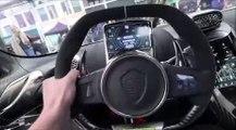VÍDEO: ¡Qué virguería! Así es el cuadro de instrumentos del Koenigsegg Jesko