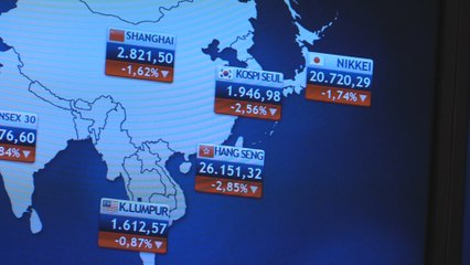 El Ibex 35 abre con caídas cercanas al 1% pendiente de las tensiones entre EEUU-China