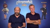 Lapsus et anecdotes croustillantes : Kad Merad et Franck Dubosc se lâchent (INTERVIEW)