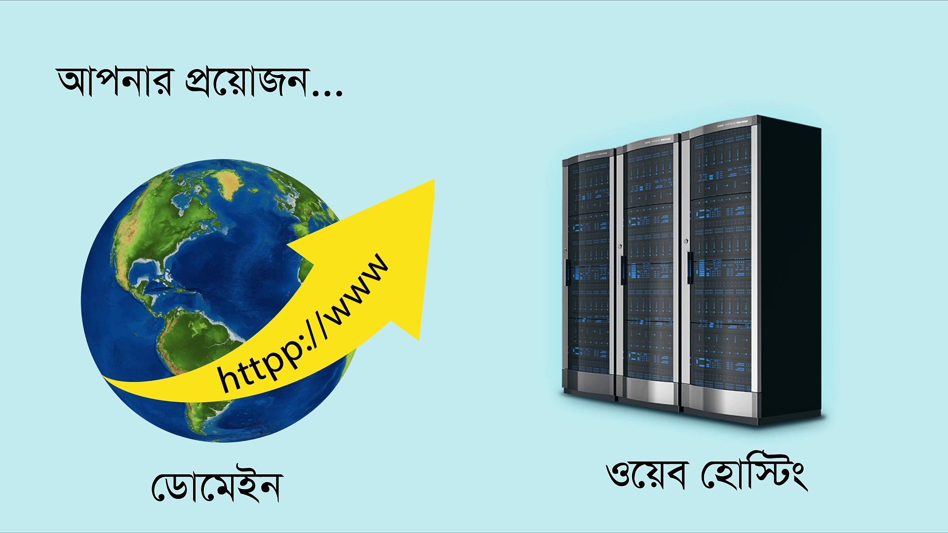 Domain Hosting Company in Bangladesh | Web Host BD | Web Hosting and Domain
