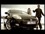VÍDEO: Cuando Micheal Schumacher y Kimi Raikkonen presentaron el Fiat Bravo