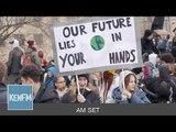 KenFM am Set: Schülerproteste für Klimaschutz – Fridays for Future in Berlin