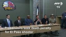 Prosecutors to seek death penalty over Texas shooting