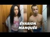 Ce détenu brésilien a tenté de s'évader en se déguisant en sa fille