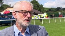 Corbyn praises incredible response to Whaley Bridge incident