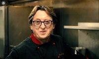 Michele Persechini, the Rossoneri Chef